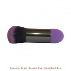 Blending Brush Kabuki Brush Duo